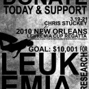 Support Leukemia Research!