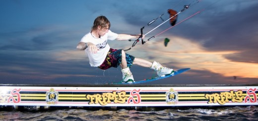 Real Dock: sketchiest easy feature in kiteboarding
